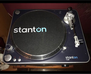 Record player in excellent condition Stanton T-60