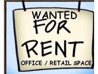 Shop wanted to rent Workington/ surrounding areas
