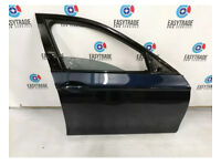 Bmw 5 series F10 f11 drivers door black 520d 530d 535d