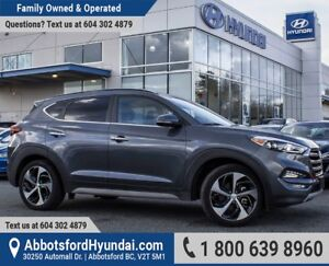 2017 Hyundai Tucson Limited ACCIDENT FREE & GREAT CONDITION
