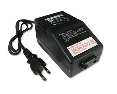 Mini Voltage Converter AC 110V to 220V Step Up Transformer Plug Adapter 100W