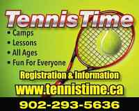 FALL TENNIS LESSONS IN THE EVENINGS FOR HALIFAX WITH NEW LOCATIO