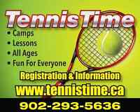 Adult Tennis Lessons with Tennis Time