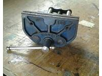 Carpenters bench vice