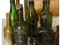 Old Collectors Bottles