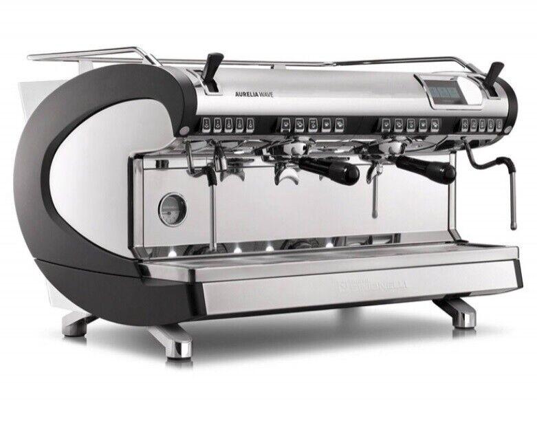 Simonelli Aurelia WAVE Digit 2 Group Commercial Espresso Mac