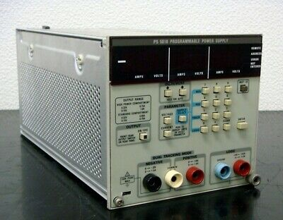 Tektronix Ps5010 Triple Programmable Power Supply