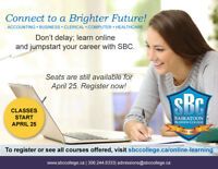 Increase your keyboarding speed! Online class starts April 25!