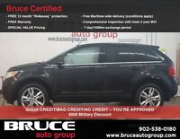 2014 Ford Edge LIMITED JUST ARRIVED! HEATED LEATHER SEATS, REAR