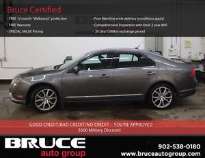 2011 Ford Fusion SE 2.5L 4 CYL AUTOMATIC FWD 4D SEDAN