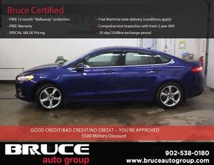 2013 Ford Fusion SE 1.6L 4 CYL AUTOMATIC FWD 4D SEDAN