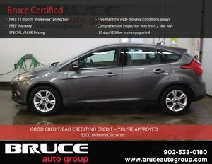 2013 Ford Focus SE 2.0L 4 CYL AUTOMATIC FWD 5D HATCHBACK HEATED