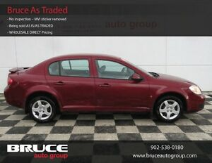 2007 Chevrolet Cobalt LT 2.2L 4 CYL AUTOMATIC FWD 4D SEDAN