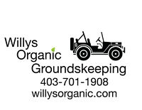 Organic Groundskeeping and Lawn Renovation | willysorganic.com