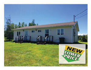 Home with Rental Potential near New Brunswicks best Beaches!