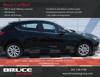 2014 Mazda Mazda3 2.0L 4CYL FWD MANUAL STYLISH AND WELL MAINTAIN