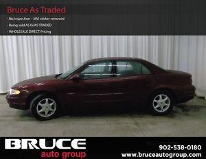 2001 Buick Regal LS 3.8L 6 CYL AUTOMATIC FWD 4D SEDAN SUN ROOF,