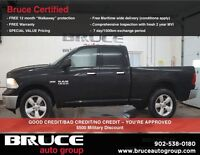 2014 Dodge RAM 1500 SLT 5.7L 8CYL 4WD WELL MAINTAINED! LIKE NEW!