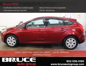 2014 Ford Focus SE 2.0L 4 CYL AUTOMATIC FWD 5D HATCHBACK HEATED