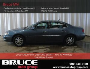 2006 Buick Allure CXL 3.8L 6 CYL AUTOMATIC FWD 4D SEDAN REMOTE V