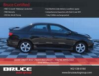 2012 Toyota Corolla 1.8L 4CYL FWD An Insurance Institute for Hig