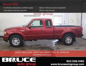 2009 Ford Ranger SPORT 4.0L 6 CYL AUTOMATIC 4X4 EXTENDED CAB SAT