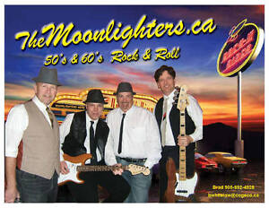 The Moonlighters for your Party or Corporate Event