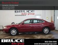 2005 Buick Allure CX 3.8L 6CYL FWD EASY FINANCING AVAILABLE!
