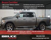 2012 Dodge RAM 1500 Sport CREW CAB , 4X4 - $0 DOWN – NO PAYMENTS