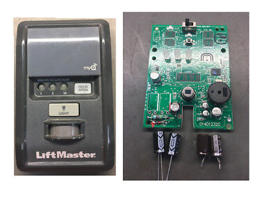 LiftMaster 888LM Security+2.0 MyQ Wall Control Panel (CAPACITOR REPAIR KIT ONLY)