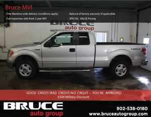 2012 Ford F-150 XLT 3.7L 6 CYL AUTOMATIC 4X4 SUPERCAB