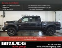 2013 Ford Super Duty F-350 SRW FX4 6.7L DIESEL- LIFTED WITH TONN