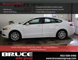 2014 Ford Fusion SE 2.5L 4 CYL AUTOMATIC FWD 4D SEDAN SATELLITE