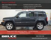 2014 Jeep Patriot North 2.4L 4CYL 4WD COMFORTABLE WITH CLEVER FE