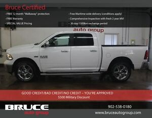 2015 Dodge RAM 1500 Big Horn 5.7L 8 CYL HEMI AUTOMATIC 4X4 CREWC