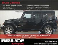 2014 Jeep Wrangler Sahara JUST ARRIVED!   4X4 , VERY LOW KMS