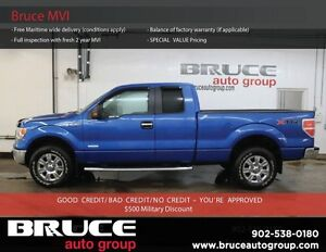2012 Ford F-150 3.5L 6CYL 4WD Named 2012 Top Rated Light Duty Pi