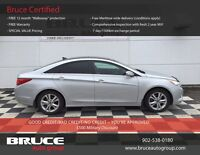 2012 Hyundai Sonata 2.4L 4CYL FWD Leather Motor Trend Ultimate G