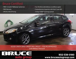 2013 Ford Focus SE 2.0L 4 CYL AUTOMATIC FWD 5D HATCHBACK FULLY L