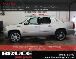 2011 Cadillac Escalade EXT 6.2L 8 CYL AUTOMATIC AWD FULLY LOADED