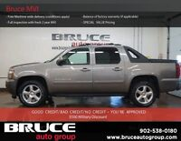 2007 Chevrolet Avalanche LT JUST ARRIVED!  LOADED WITH OPTIONS