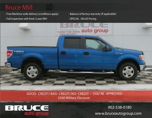 2010 Ford F-150 5.4L 8 Cylinder 6 Speed AUTOMATIC 4WD A 2010 Con
