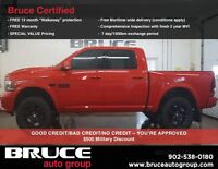 2014 Dodge RAM 1500 SPORT - LIFTED - EVERY AVAILABLE OPTION STUN