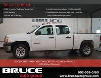 2012 GMC Sierra 1500 WT 4.8L 8CYL 4WD Car And Driver counts it a