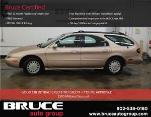 1997 Mercury Sable GS 3.0L 6 CYL AUTOMATIC FWD 4D STATION WAGON
