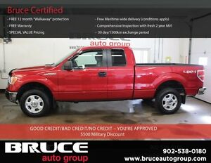 2012 Ford F-150 XLT 5.0L 8 CYL AUTOMATIC 4X4 SUPERCAB SATELLITE