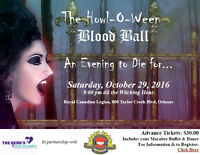 The Howl-O-Ween Blood Ball