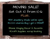 Moving out of Province! One Day Only Garage Sale in Spruce Grove