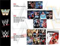 WWE Game Collection