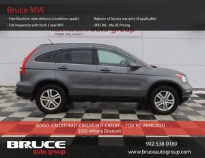 2011 Honda CR-V EX 2.4L 4CYL AWD Sunroof